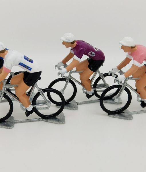 Giro d'Italia Model cyclist Set 4