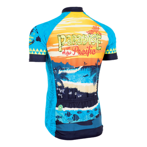 Buy Women s Retro Hawaii Cycling Jersey ⋆ cycling souvenirs 80b2f4a0f