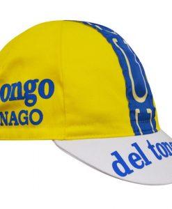 Del Tongo Cycling Cap