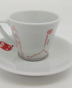 Marmotte Espresso Cup and Saucer