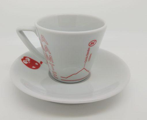 Marmotte Espresso Cup and Saucer