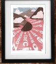 Giro d'Italia 2018 Print