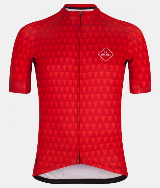 La Flamme Rouge Cycling Jersey