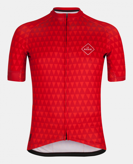 La Flamme Rouge Cycling Jersey