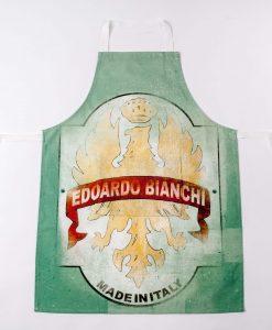 Bianchi Head Badge Apron