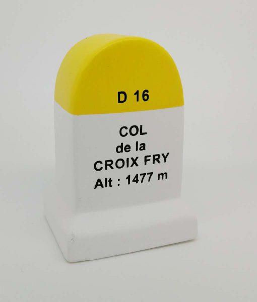 Col de la Croix Fry Road Marker Model