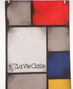 La Vie Claire Tea Towel