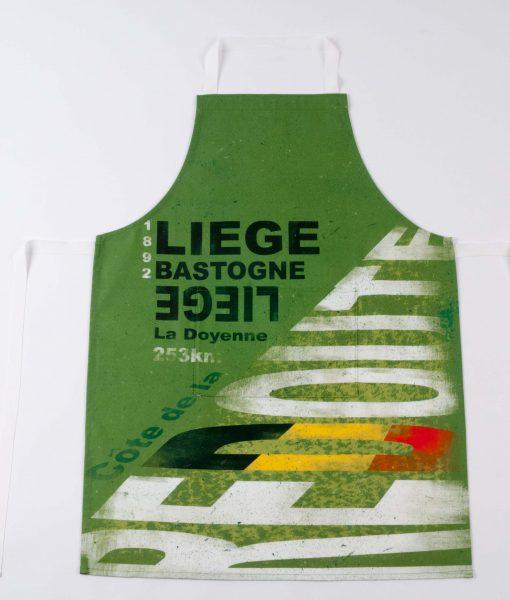 Liege Bastogne Liege Apron