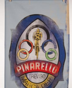 Pinarello Tea Towel
