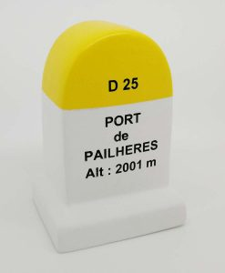 Port de Pailheres Road Marker Model