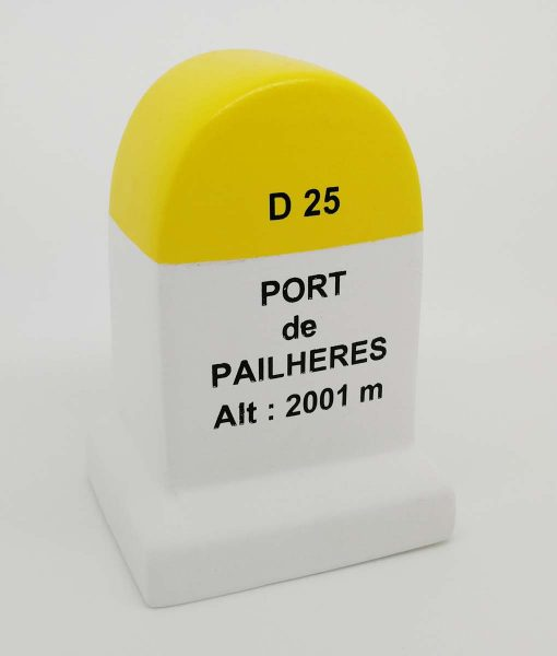 Port de Pailheres Road Marker Model