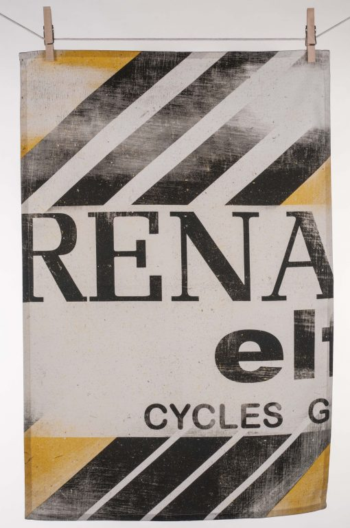 Renault Tea Towel