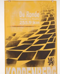 Tour of Flanders Tea Towel