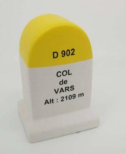 Col de Vars Road Marker Model