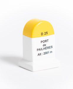 port de pailheres road marker