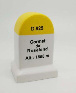 Cormet de Roseland Road Marker Model