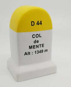 Col de Mente Road Marker Model