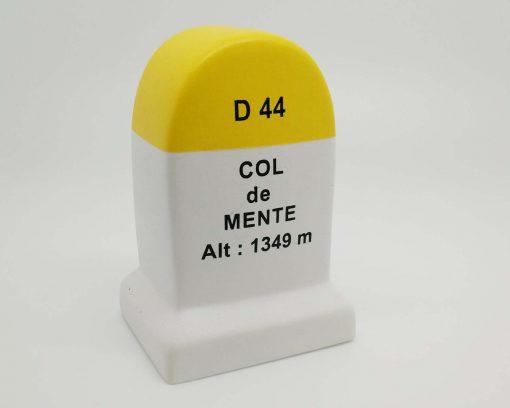 Col de Mente Road Marker Model