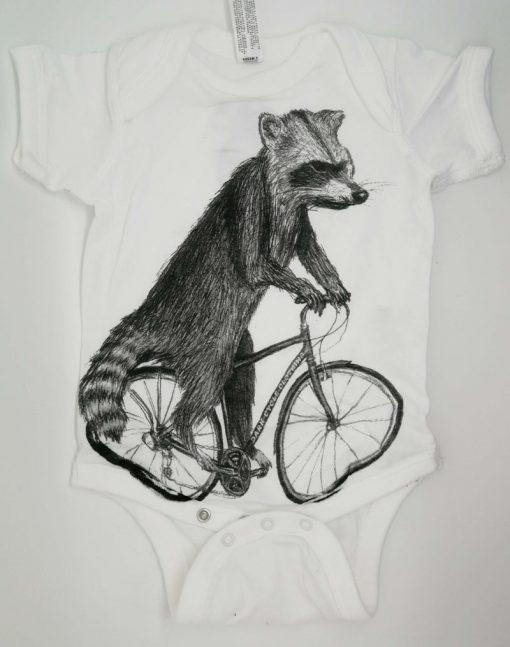 Raccoon Baby Grow