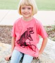 Kids Raccoon T-shirt