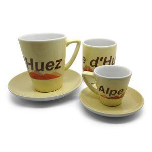 Alpe d'Huez Vista Cups-gruppen
