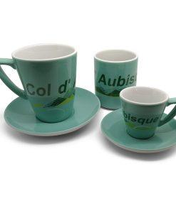 Col d'Aubisque Vista Espresso Cup