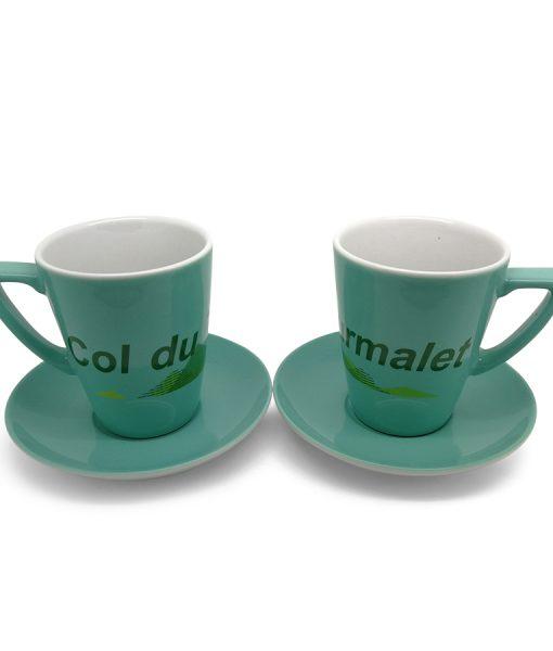 Col du Tourmalet Vista Latte Cup