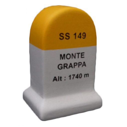 Monte Grappa Road Marker Model