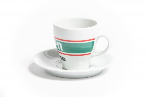 7 11 cappuccino cup and saucer