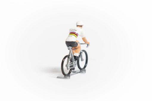 yorkshire world champion cyclist figure