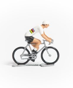 cycling world champion figure