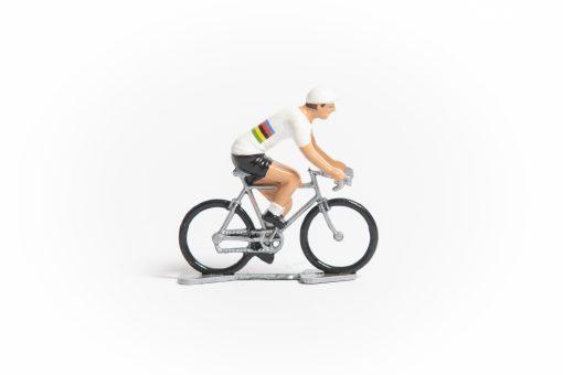 cycling world champion figure