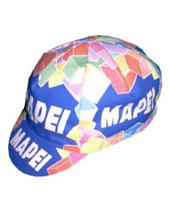 mapei cycling caps