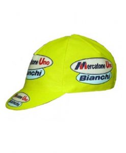mercatone cycling caps