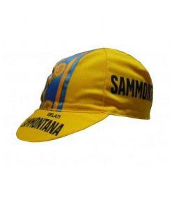 sammontana cycling caps