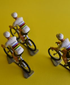 yorkshire worlds mini cyclist figurines