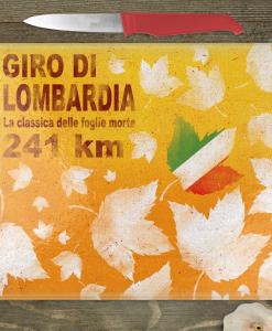 Giro Di Lombardia chopping board