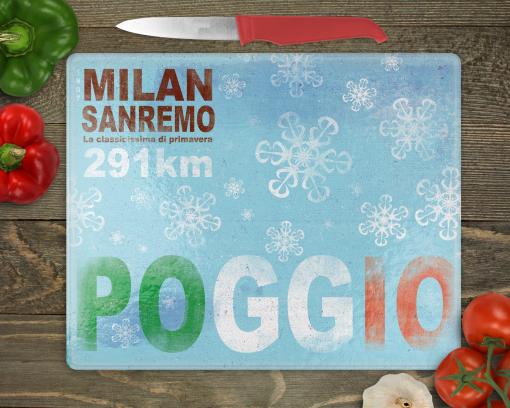 Milan San Remo chopping board