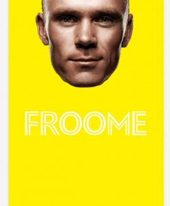 bandana Froome yellow