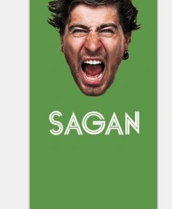 bandana sagan green