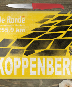 tour of flanders chopping board