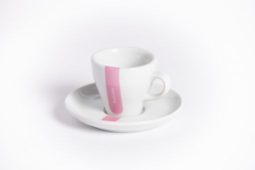 pink jersey espresso cup