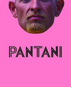 bandana pantani pink