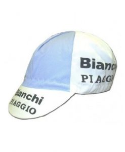 bianchi cycling cap