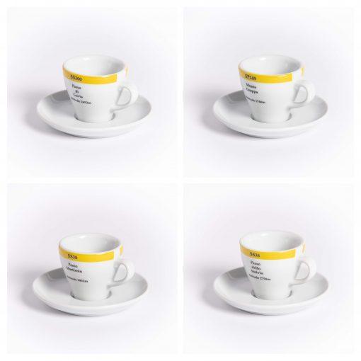 italian climbs espresso cups