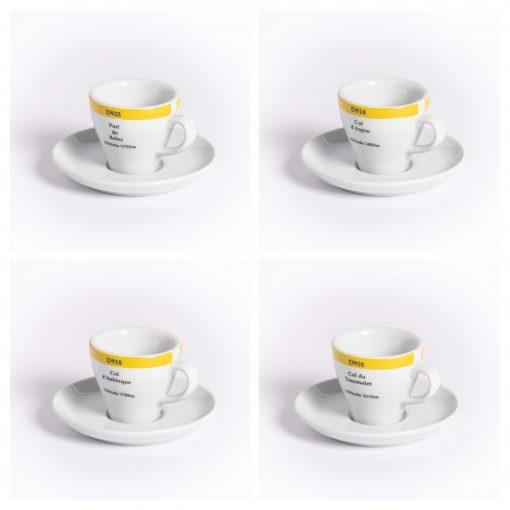 pyrenees espresso set
