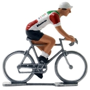 7 eleven miniature cyclist model