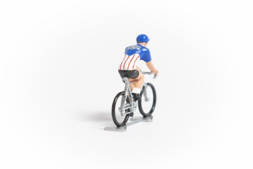 brooklyn chewing gum cycling figurine