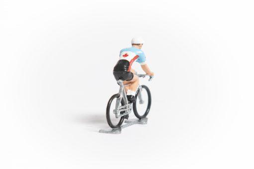 Canada cycling figure