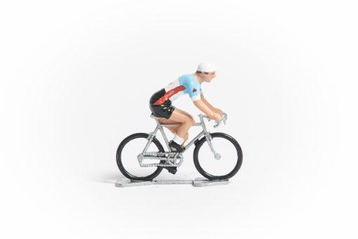 Canada mini cyclist figurine